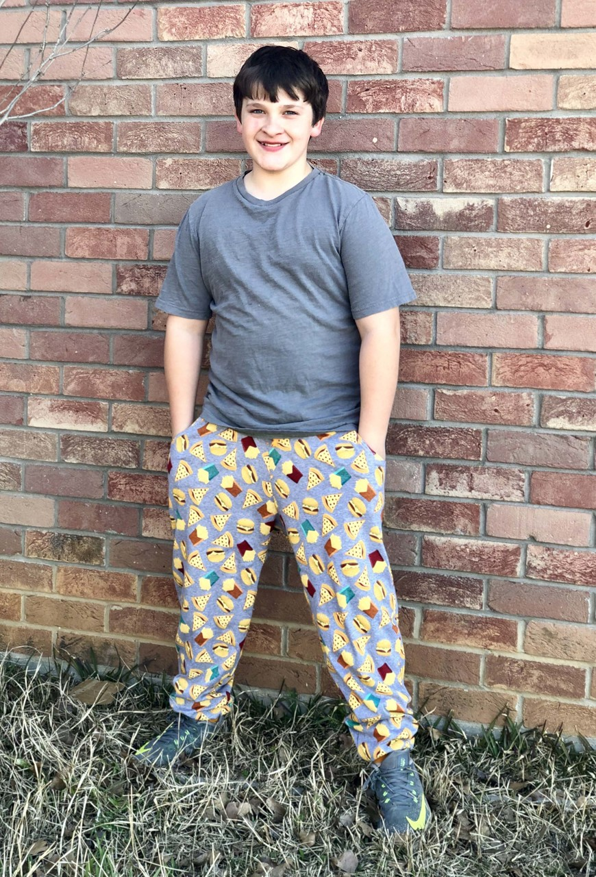 Jayzee's Joggers Sizes XXS to 3X Adults PDF Pattern