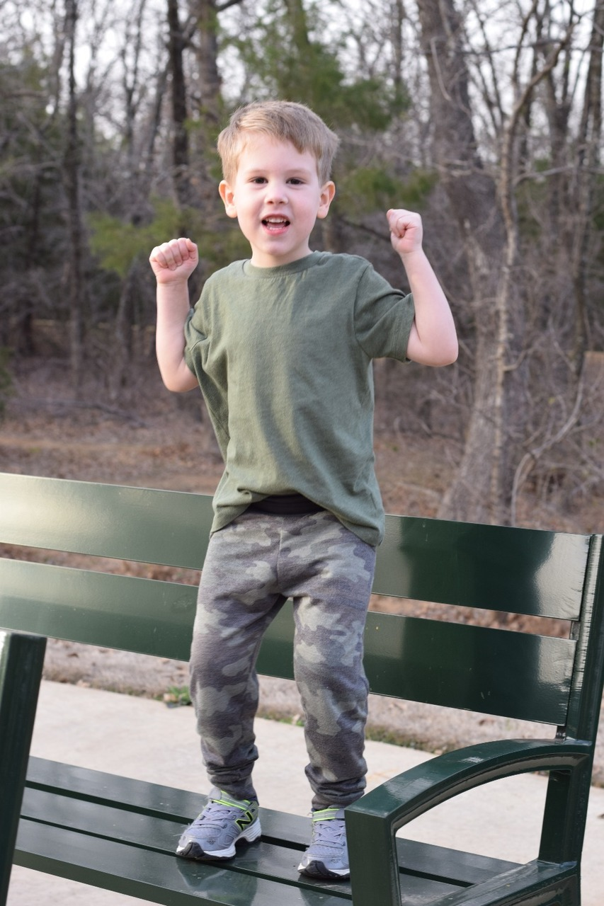 Jayzee's Joggers Sizes 2T to 14 Kids PDF Pattern