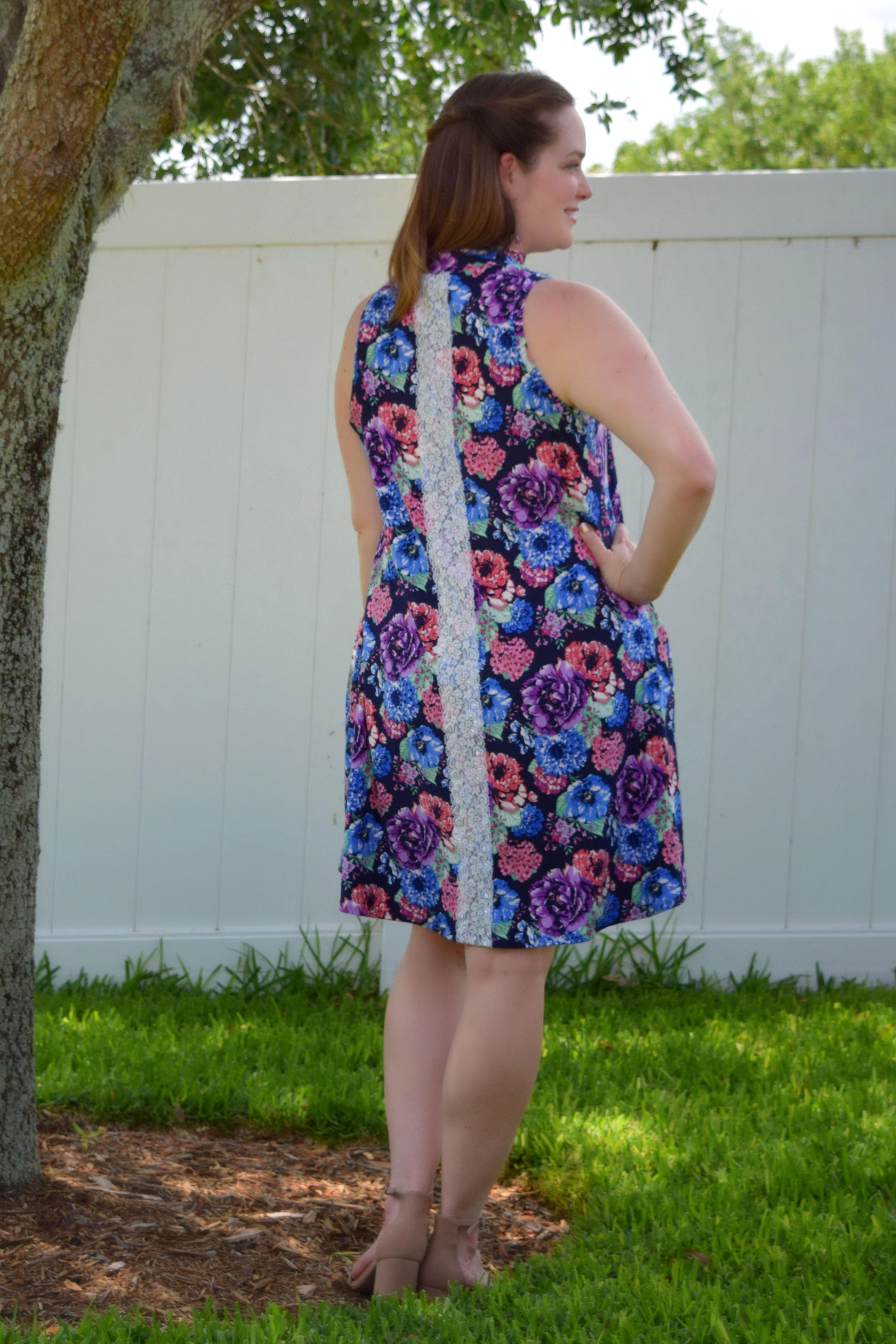 Tradition's Embellished Back Knit Crop, Tank, Swing Top, Dress & Maxi Sizes XXS to 3X Adults PDF Pattern