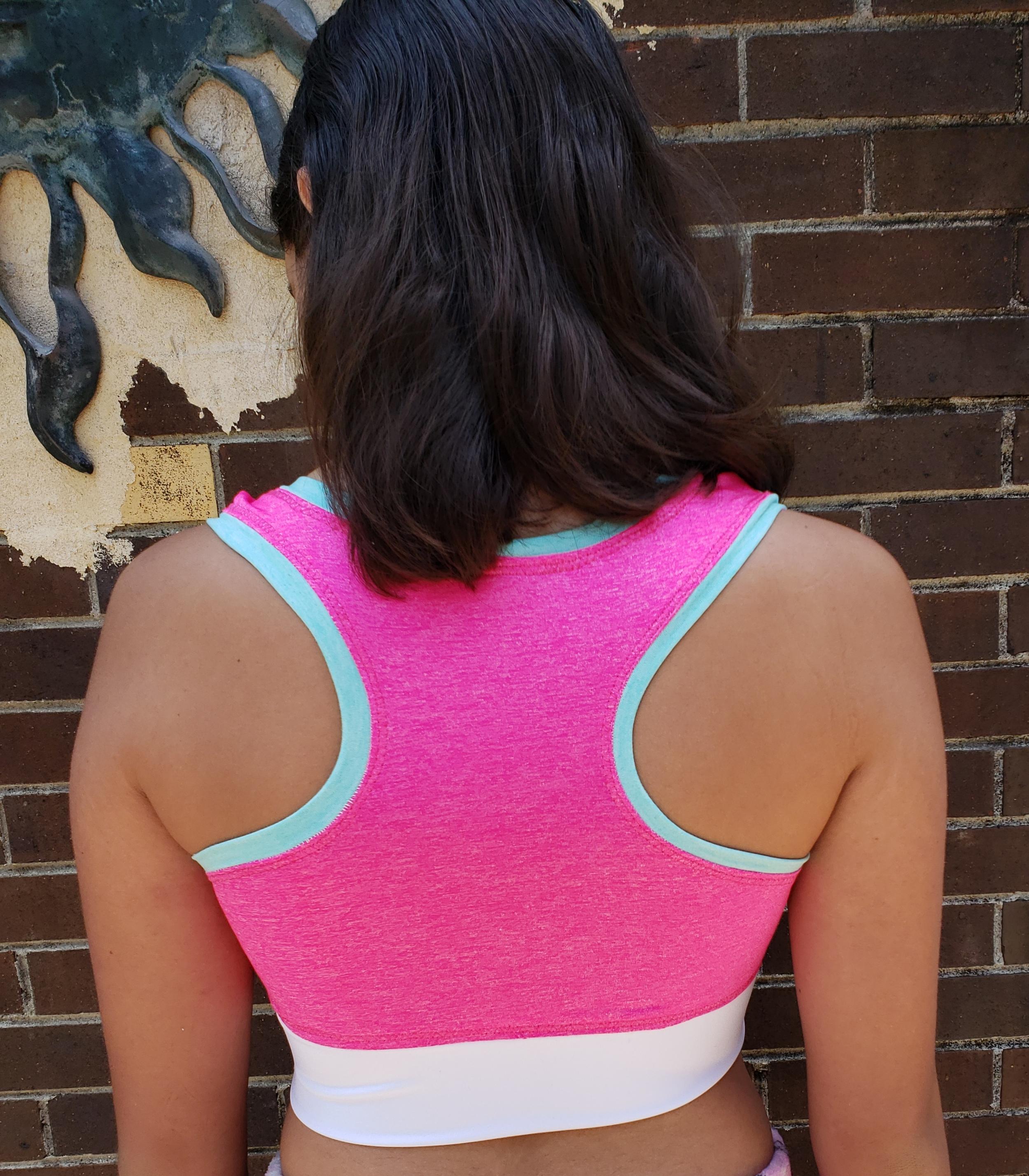 Wilma's Gym Wear Sizes XXS to XL Adults PDF Pattern