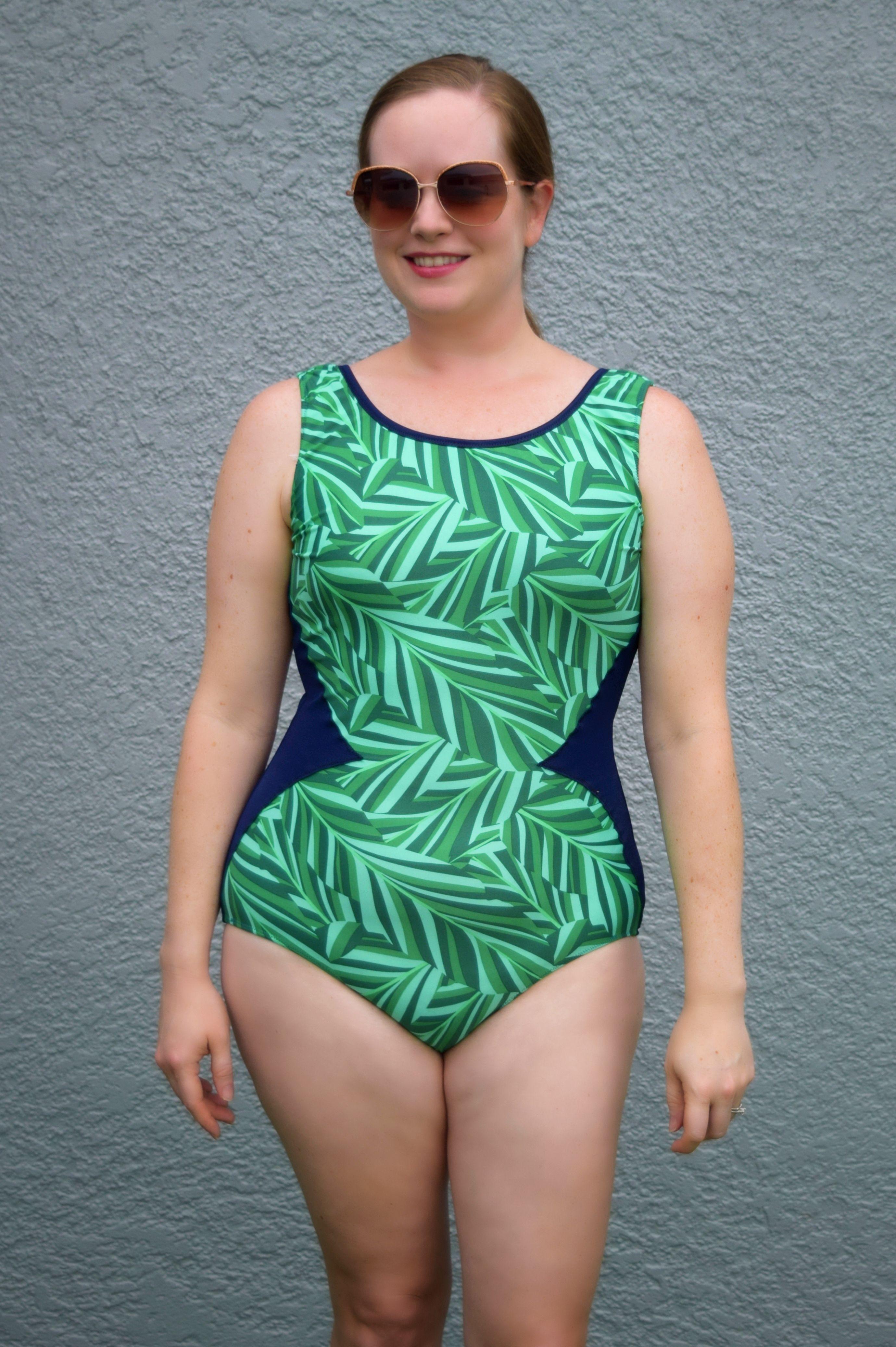 Shore's Simple Swim Sizes XXS to 3X Adults PDF Pattern