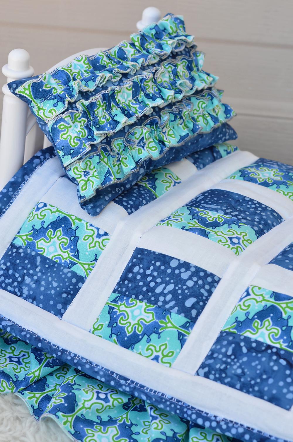 Isaiah's Incredible Quilt PDF Pattern