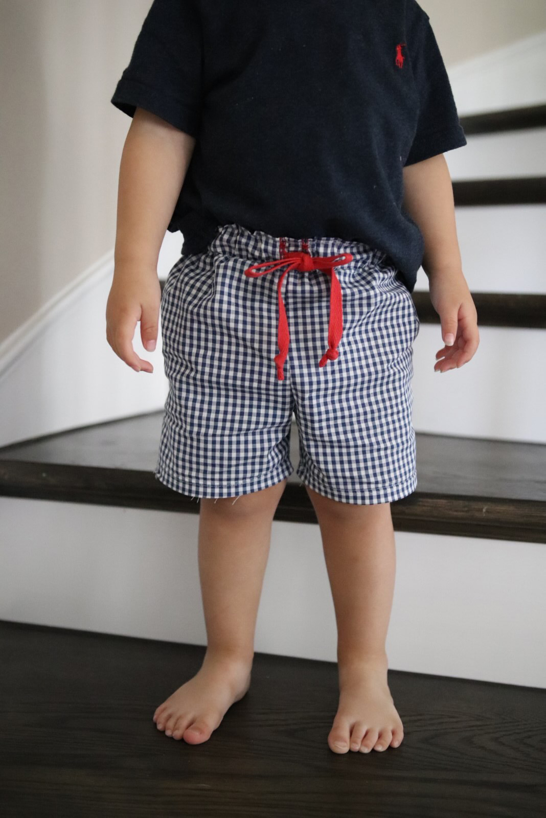 Century's High Waisted Elastic & Paperbag Pants, Capris, & Shorts Sizes NB to 14 Kids PDF Pattern