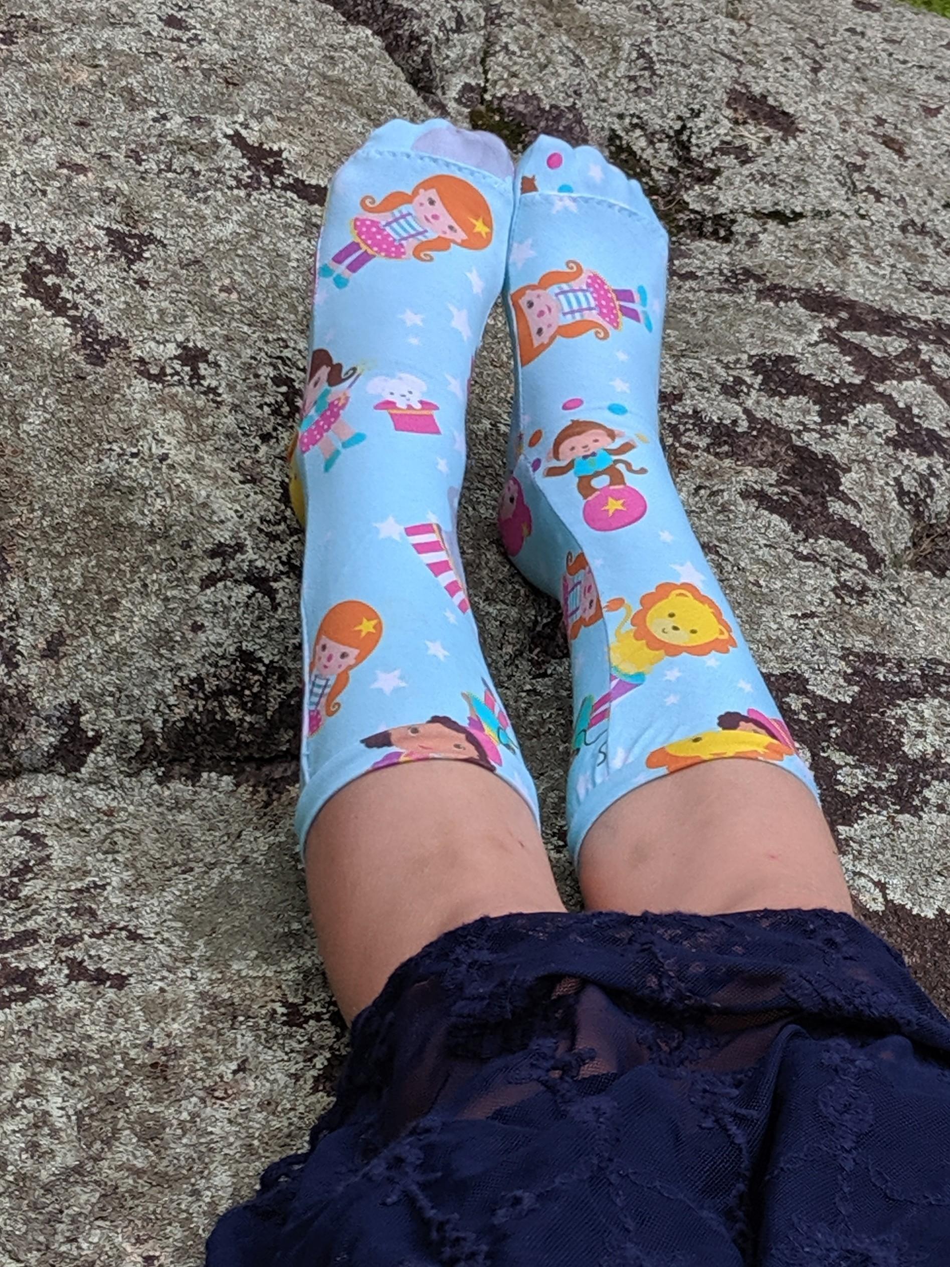 Bobby's Scrap Busting Sock 19 Shoe Sizes Baby - Kids PDF Pattern