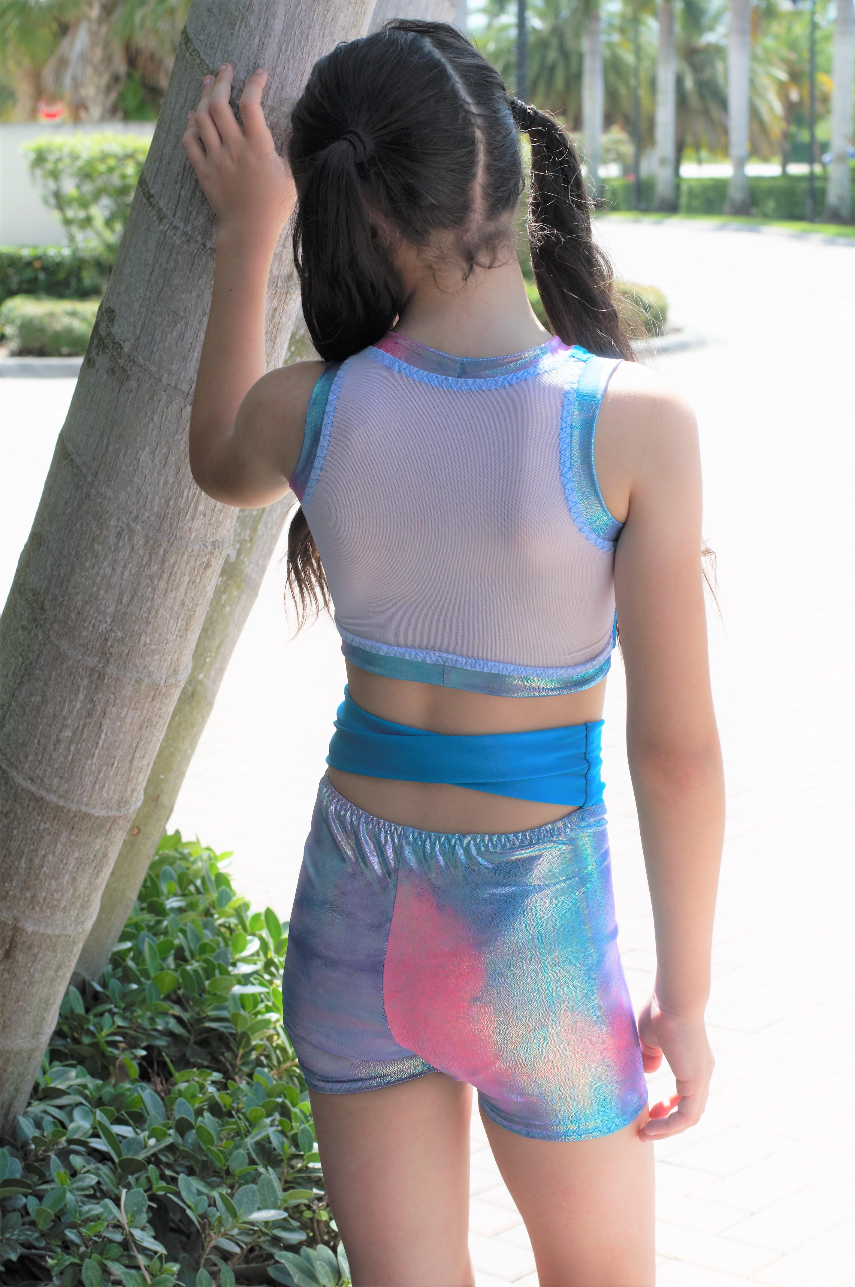 Ventura's Athletic Pants Sizes 2T to 14 Kids PDF Pattern