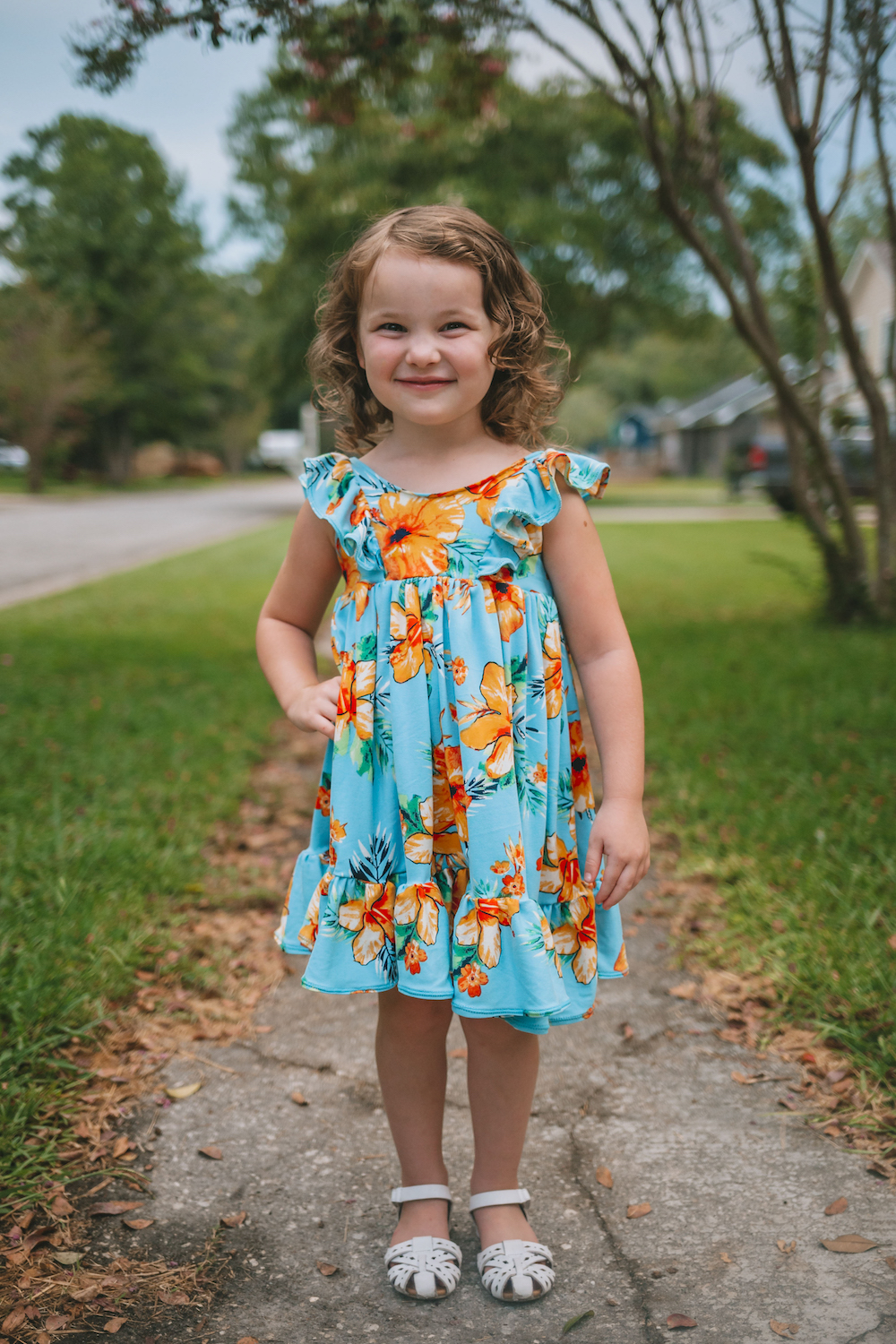 Marilla's Knit Dress & Maxi Sizes 2T to 14 Kids PDF Pattern