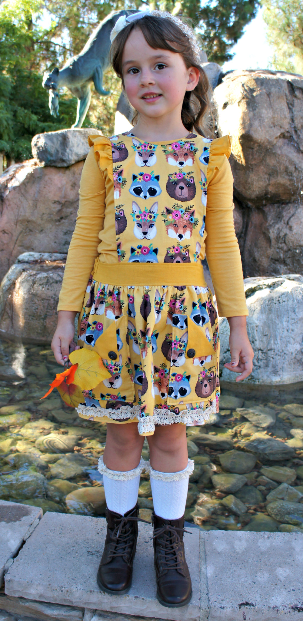 Astrid's A+ Jumper Sizes 2T to 14 Kids PDF Pattern