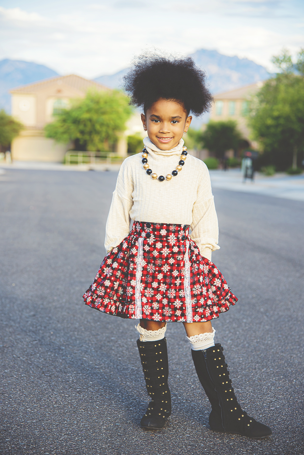 Beverly's Flat Front Skirt Sizes 2T to 14 Kids PDF Pattern