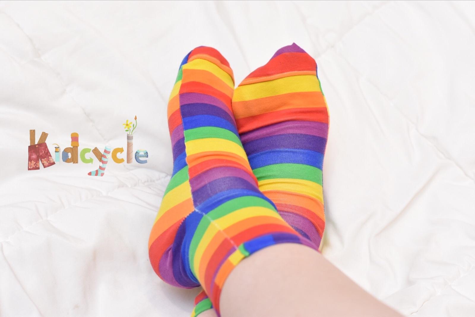 Bobby's Scrap Busting Sock Shoe Sizes Womens 5 - Mens 15  PDF Pattern