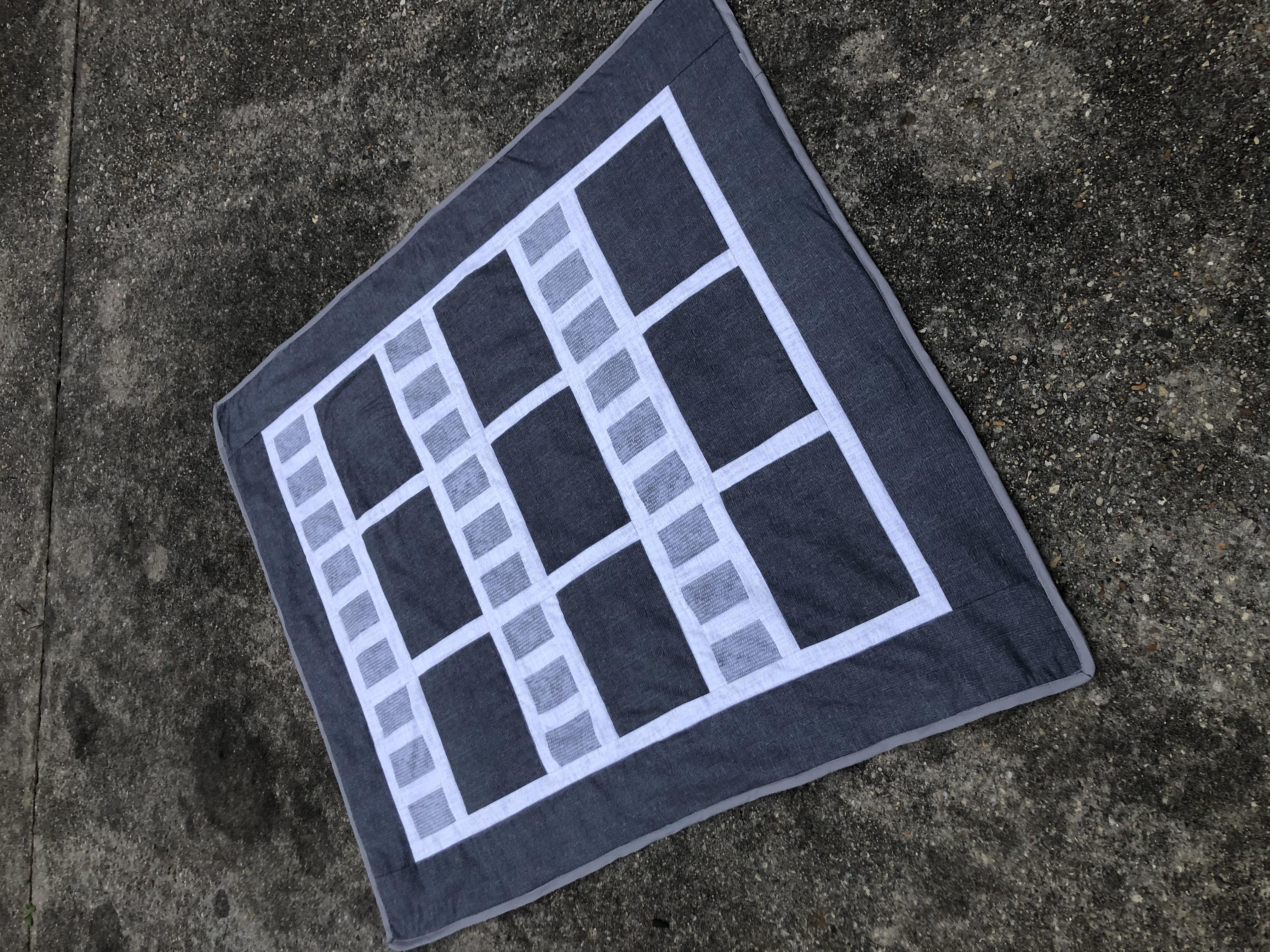 Buffy's Beautiful Block Quilt PDF Pattern