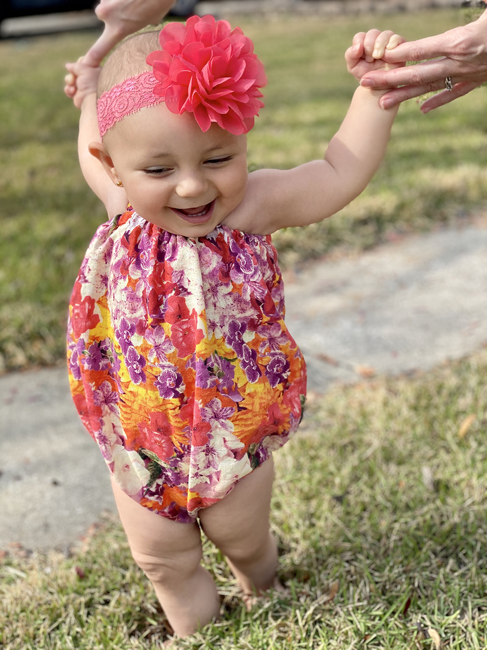 Zinnia's Romper Sizes NB to 4T Kids PDF Pattern