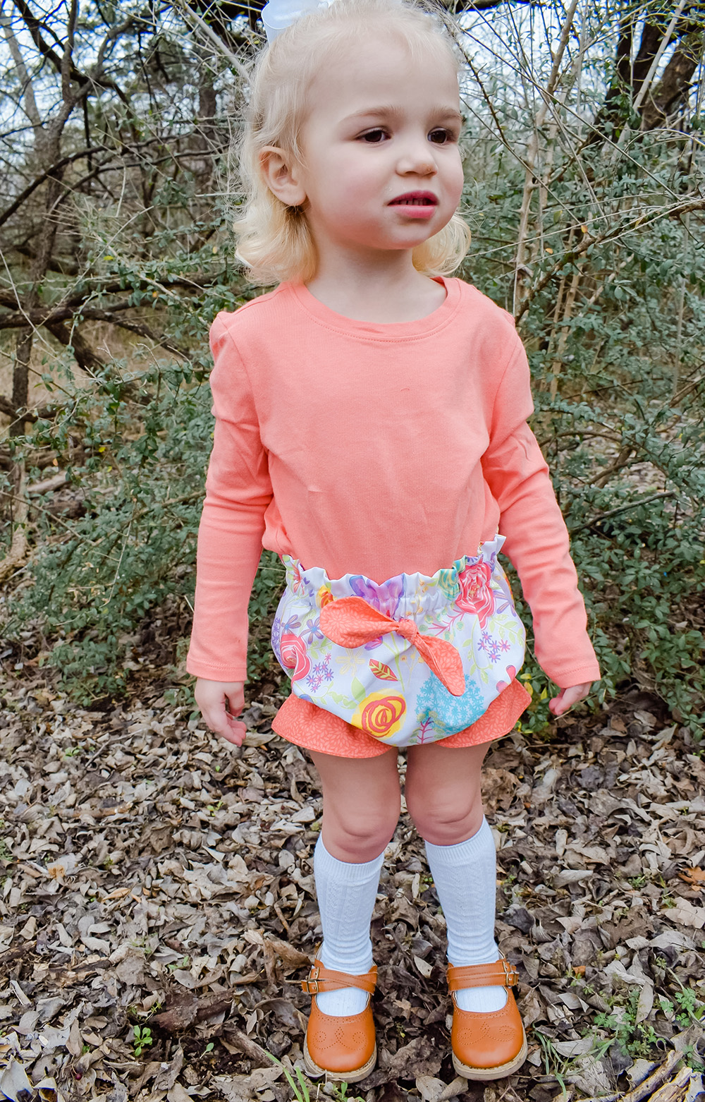 Buttercup's Bloomers Sizes NB to 4T Kids PDF Pattern
