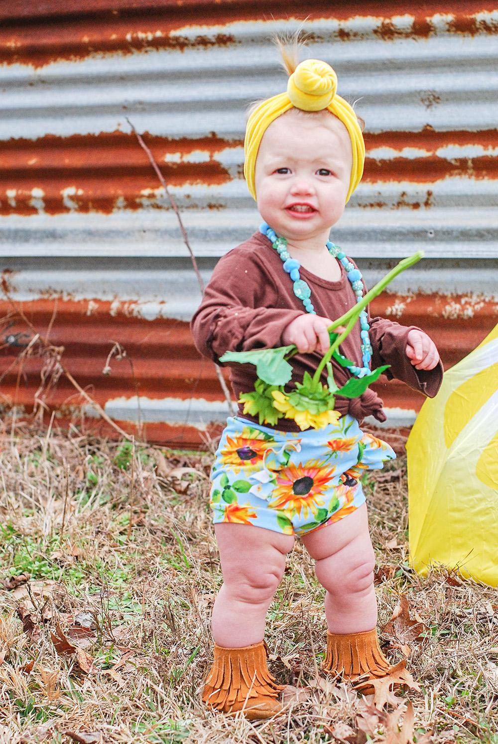 Saffron's Knit Bummies Sizes NB to 5T Kids PDF Pattern