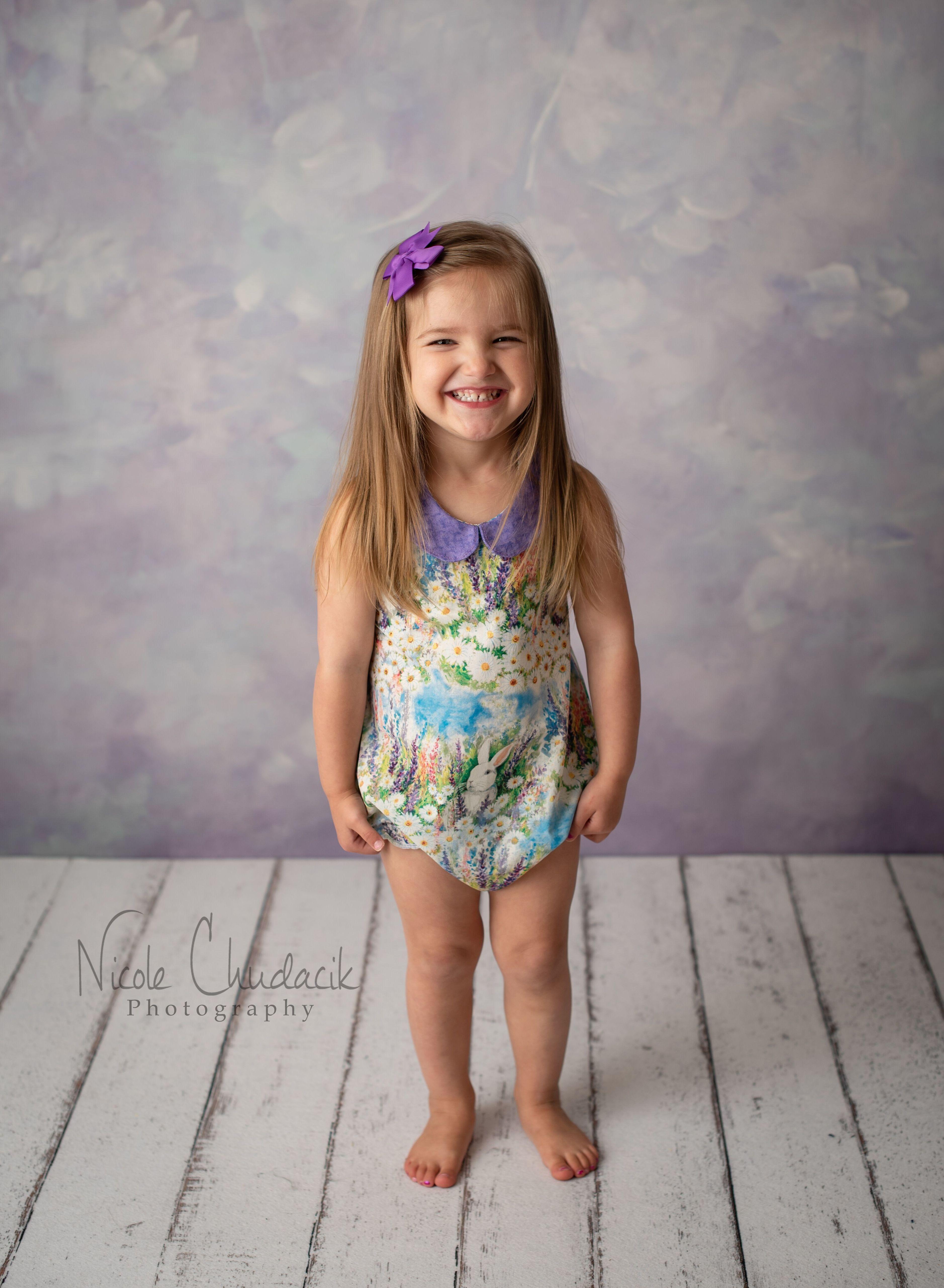 Suki's Boutique Halter Romper Sizes NB to 4T Kids PDF Pattern