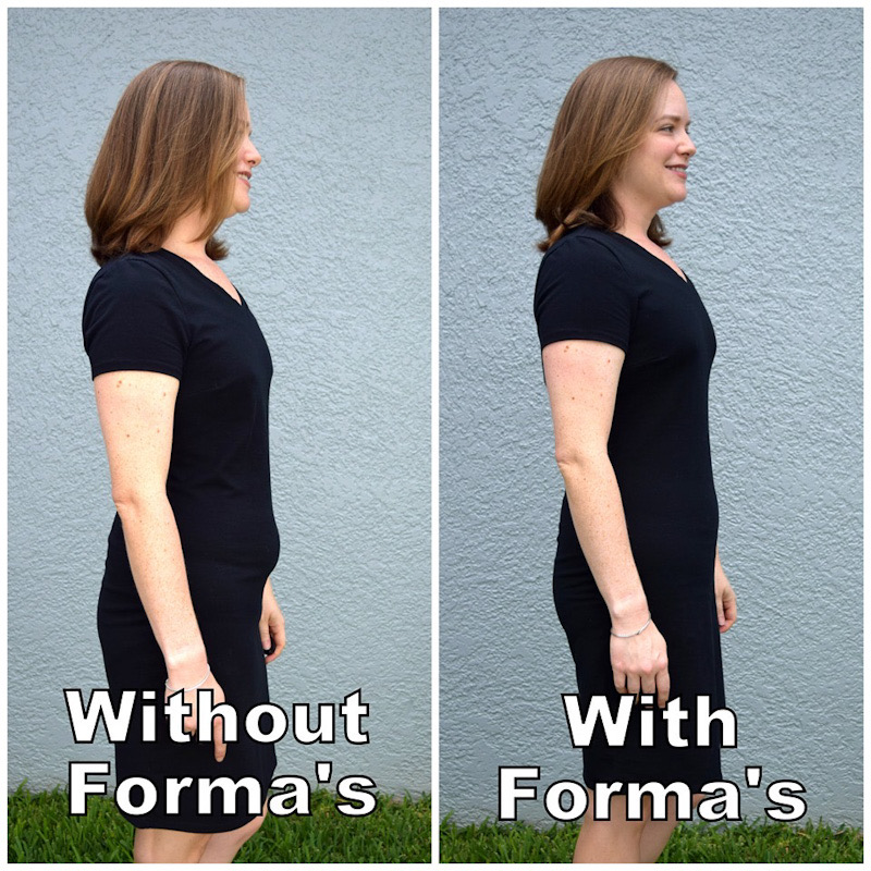 Forma's Shapewear, Smoothwear & Maternity Support Sizes XXS to 3X Adults PDF Pattern