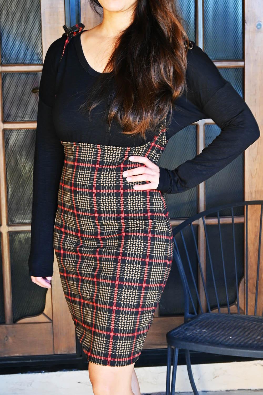 Panama's Suspender Dress Sizes XXS to 3X Adults PDF Pattern