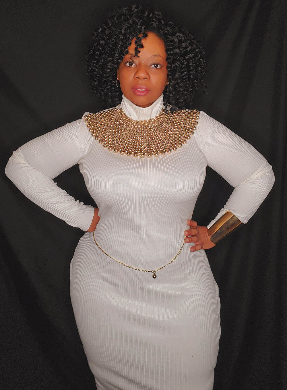 Prague's Classic Turtleneck Top and Dress Sizes XXS to 3X Adults PDF Pattern