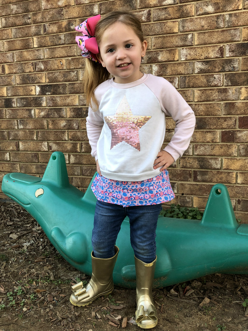 Velma Sue's Shirt Extender Sizes 2T to 14 Kids PDF Pattern