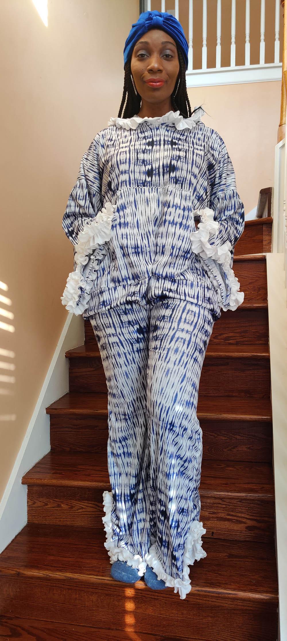 Aruba's Loungewear Set Size XXS to 3X Adults PDF Pattern
