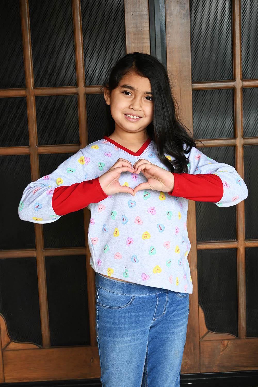 Denmark's Top & Dress Sizes 2T to 14 Kids PDF Pattern