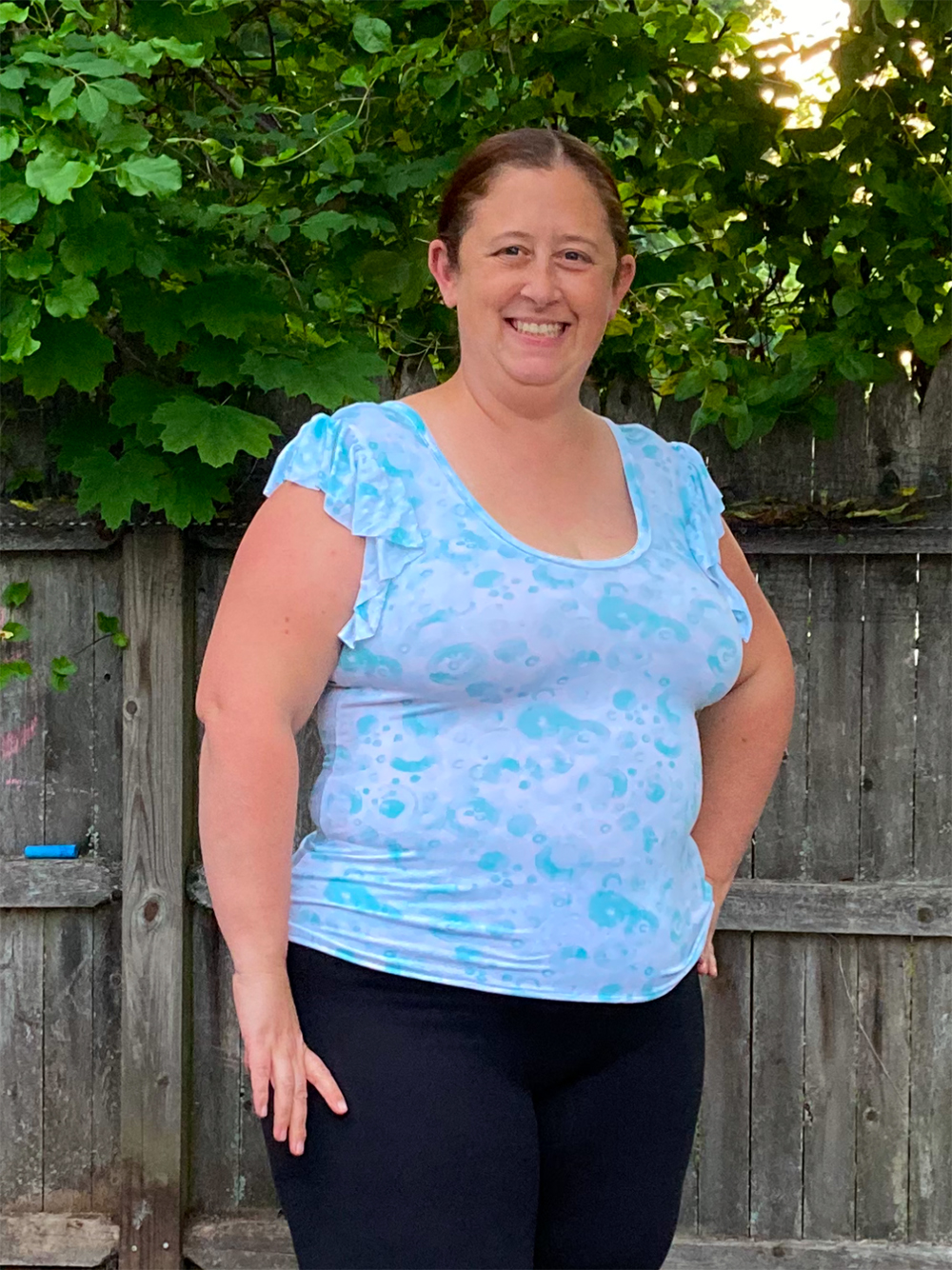 Independence's Icing Sleeveless Top  Sizes XXS to 3X Adults PDF Pattern