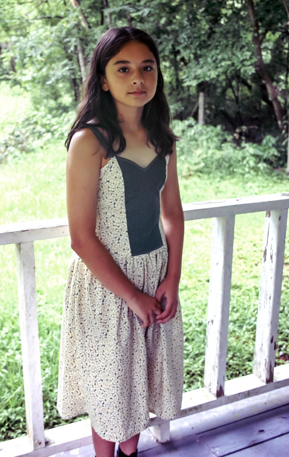 Liberty's Culottes Romper Sizes XXS to 3X Adults PDF Pattern