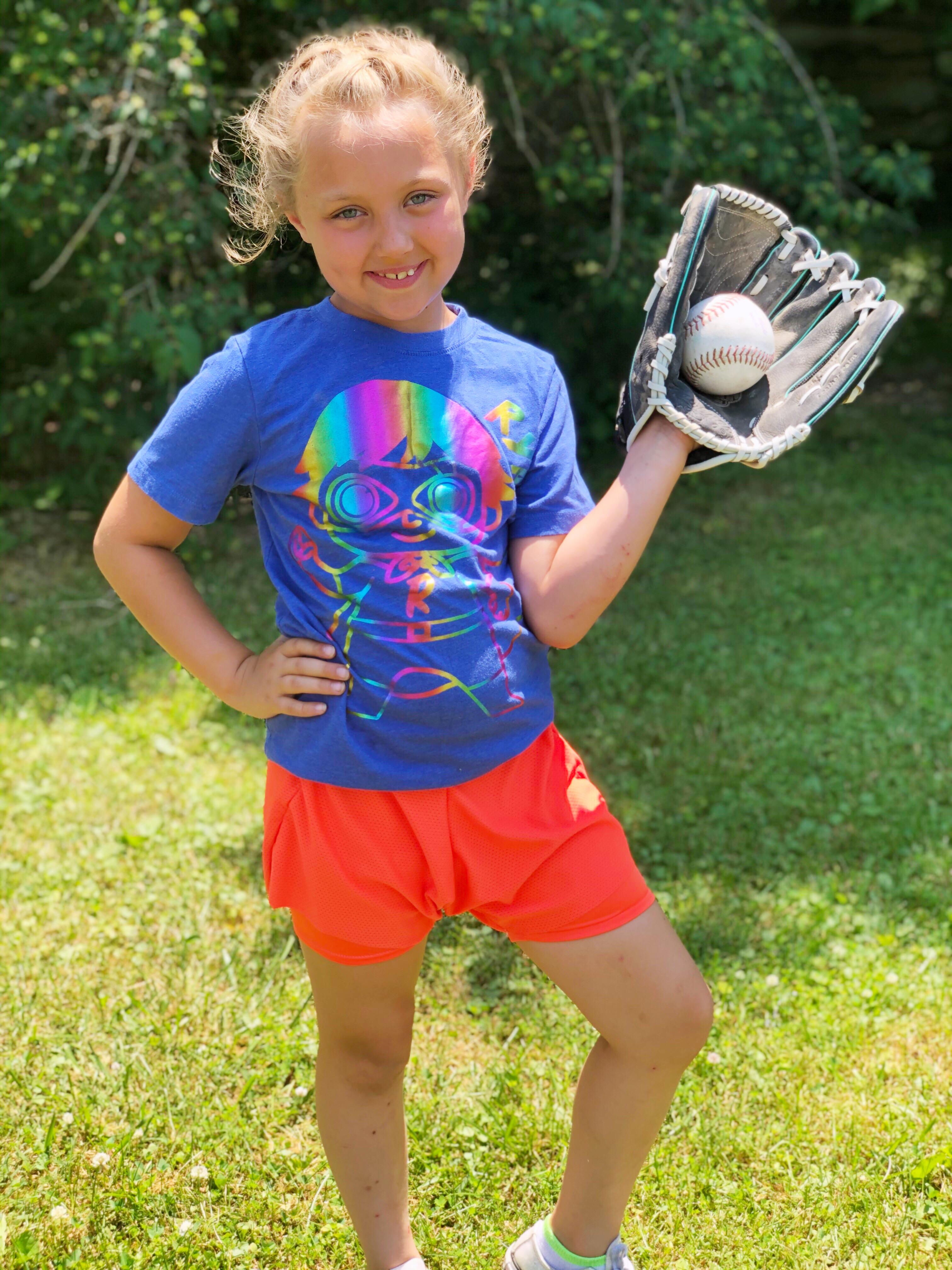 Priya's 2-in-1 Athletic Shorts Sizes 2T to 14 Kids PDF Pattern
