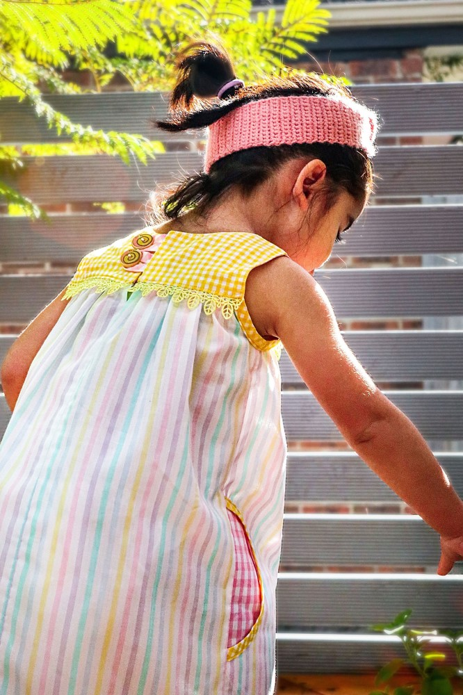 Newton's Sundress and Tunic Sizes 2T to 14 Kids PDF Pattern