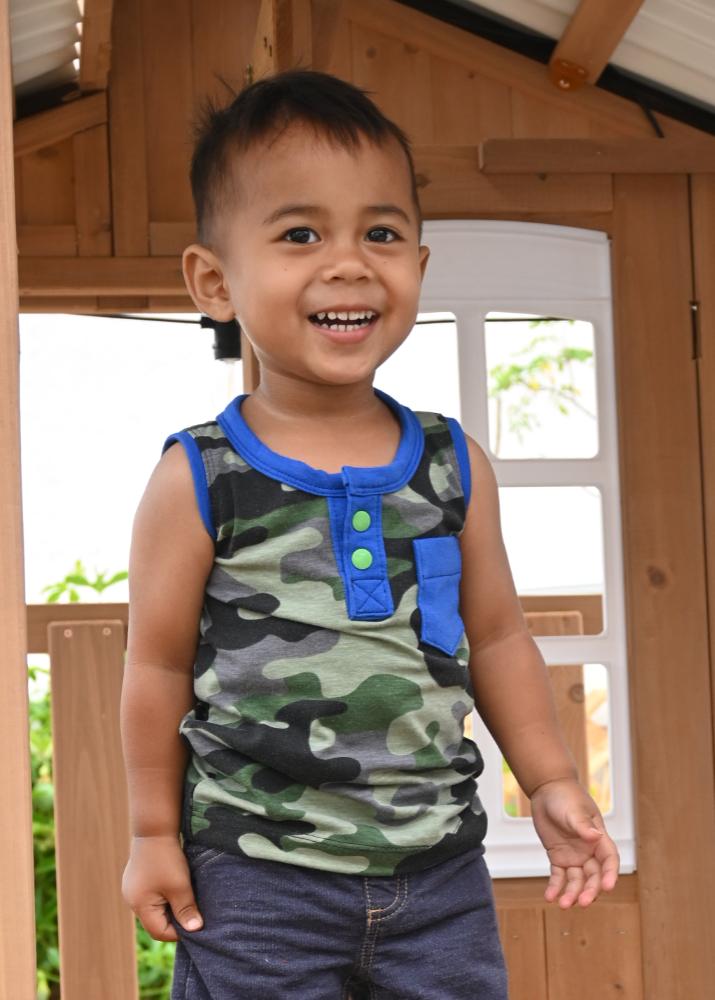 Cooper's Unisex Family Tank Top Sizes 2T to 14 Kids PDF Pattern