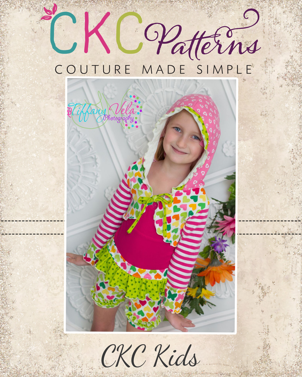 Shelby's Knit Bolero Sizes 6/12m to 8 Kids PDF Pattern