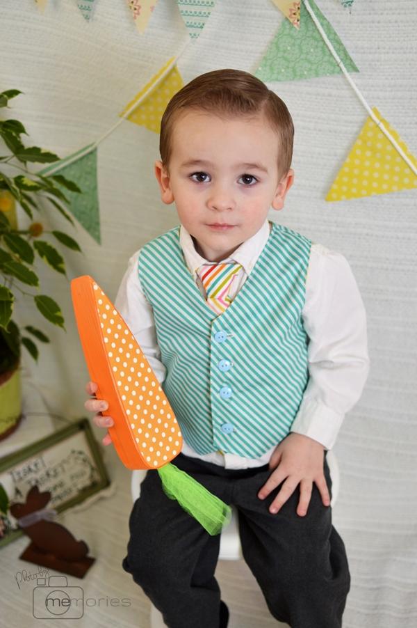 Paired with Emmett's Tie Set