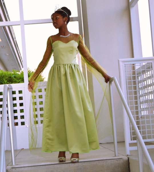 Elise's Everyday Princess Dress Sizes 6/12m to 15/16 Kids and Dolls PDF Pattern