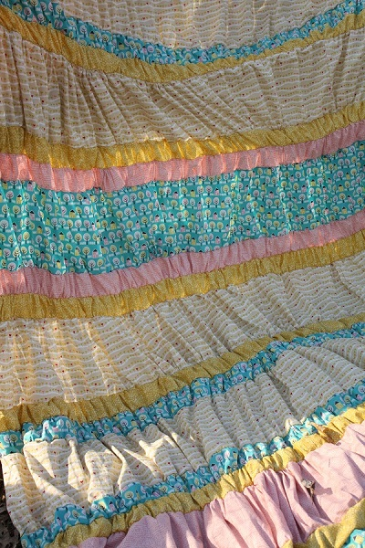 Erika's Ethereal Quilt PDF Pattern