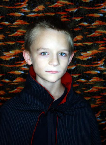 Cameron's Costume Cloak Set Sizes 6/12m to 8 Kids PDF Pattern