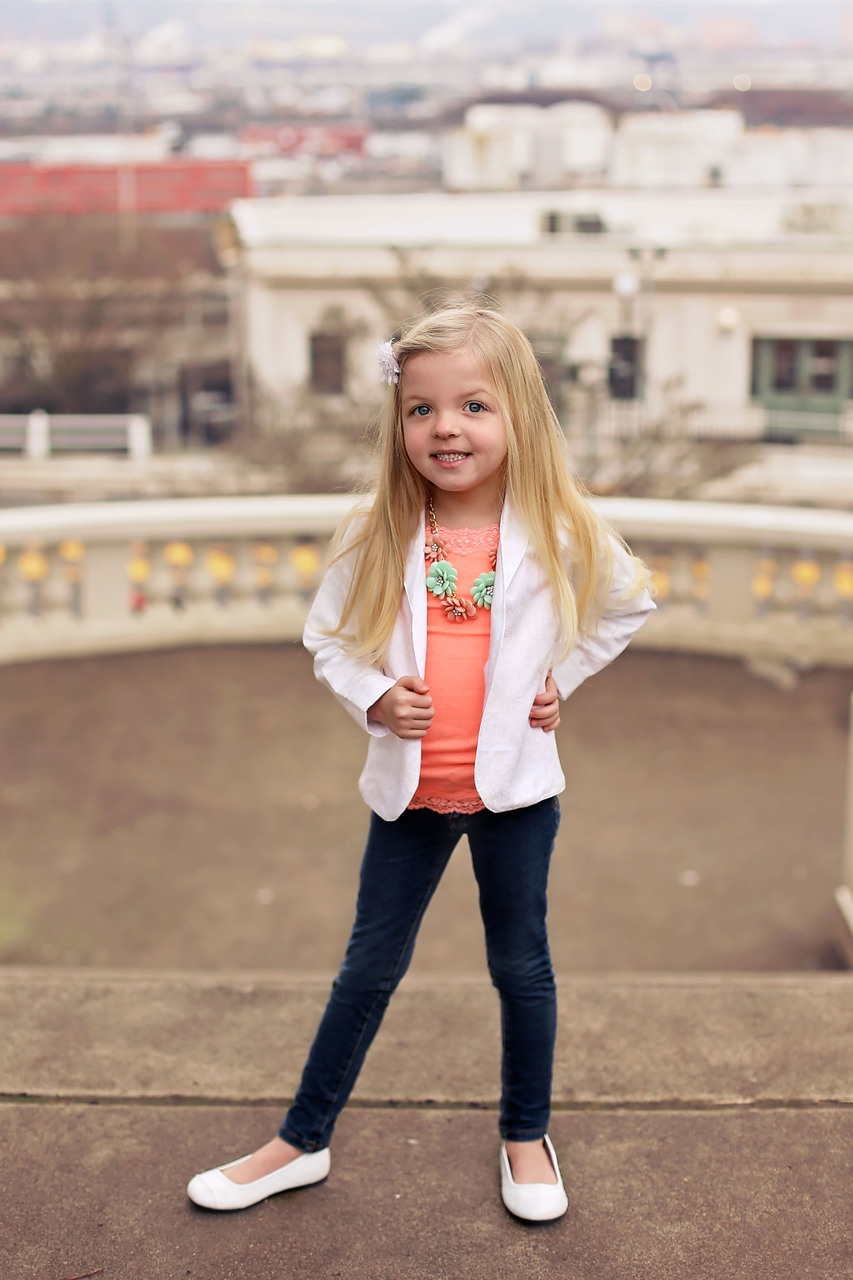 Roxie's Fitted Blazer Sizes 6/12m to 15/16 Kids and Dolls PDF Pattern