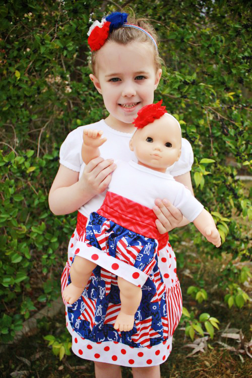 Brewster's Bubble Pocket Skirt Sizes NB to 15/16 Kids and Dolls PDF Pattern
