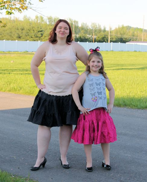 Patsy's Petticoat Sizes 7/8 Kids to 5X Adults PDF Pattern