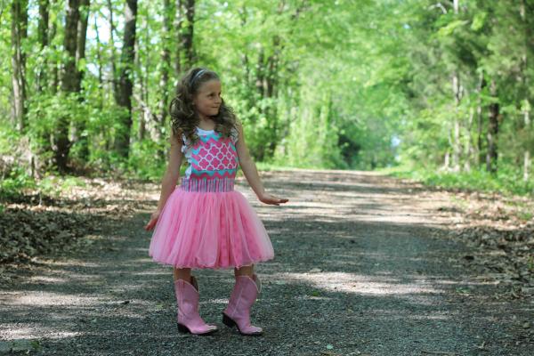 Shiloh's Shortalls and Chiffon Dress Sizes 6/12m to 15/16 Kids and Doll PDF Pattern