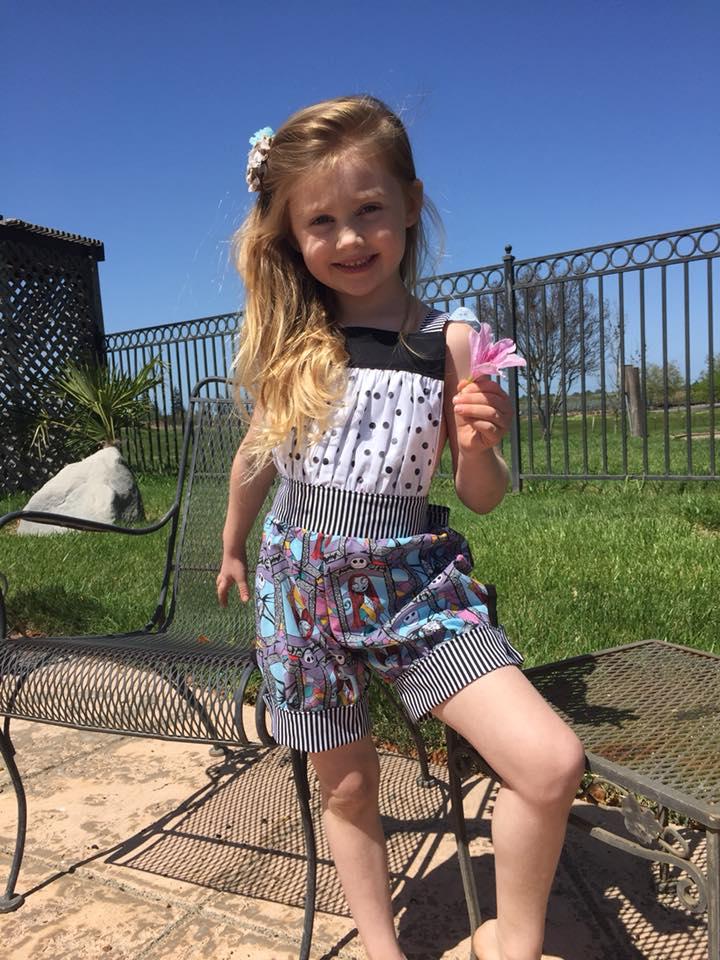 Makenna's Bubble Jumper Sizes 6/12m to 8 Kids PDF Pattern