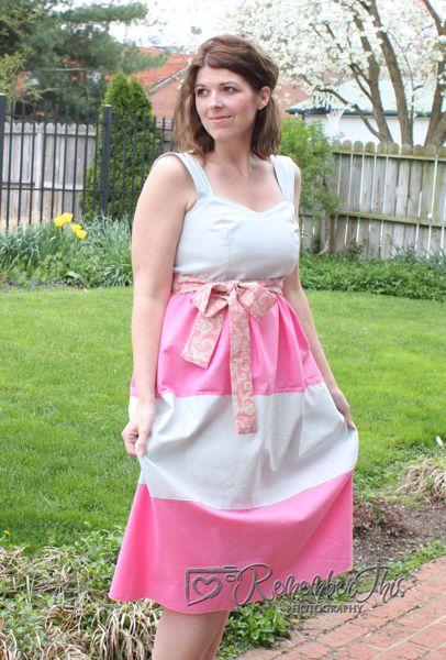 Mindy's Sweetheart Maxi, Sundress, and Top Sizes XS to XL Adults PDF Pattern