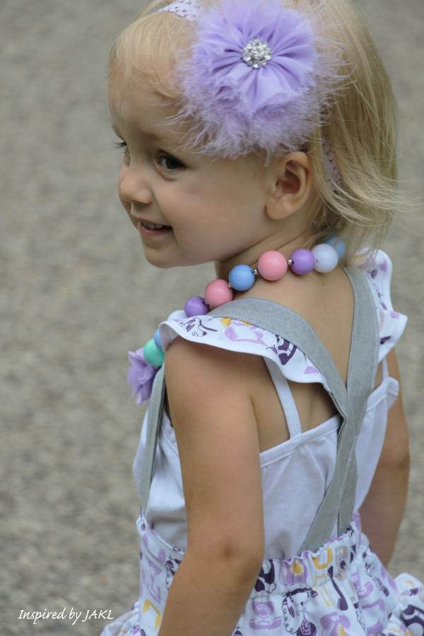 Blakely's Bubble Ruffle Skirt Sizes 6/12m to 8 Kids PDF Pattern