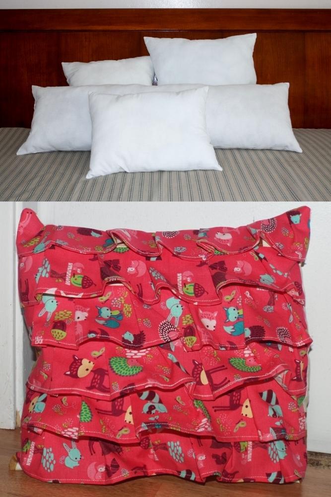 Pam's Pillow Form PDF Pattern