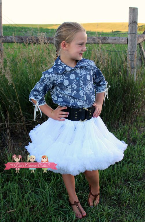 Candice's Button-Up Dress and Top Sizes 6/12m to 8 Kids PDF Pattern