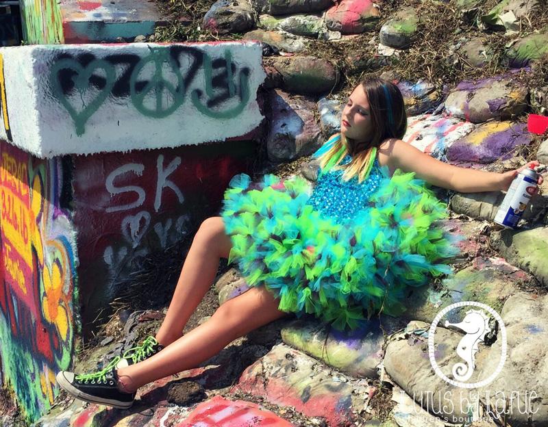 Miki's Rock Star Petti Tutu Sizes 7/8 Kids to XL Adults PDF Pattern