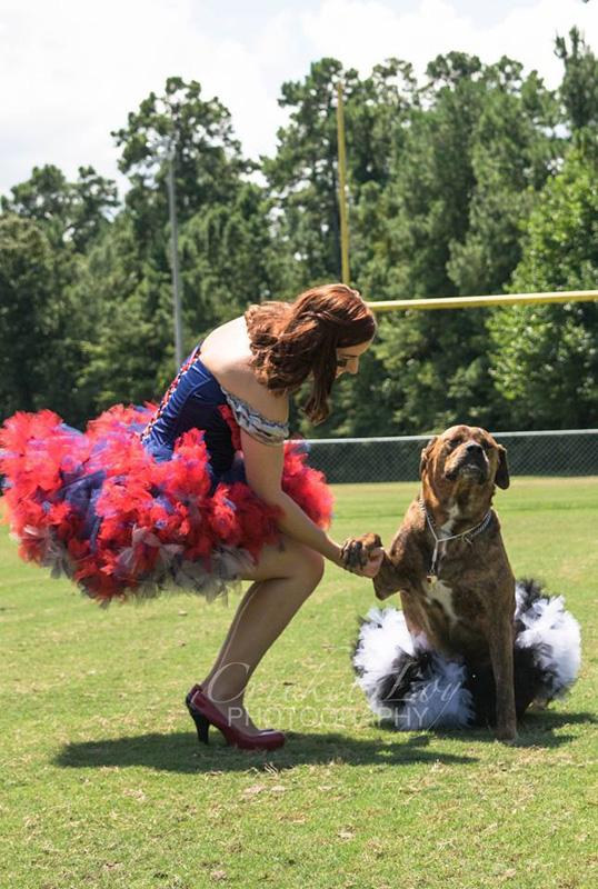 Miki's Rock Star Petti Tutu Small and Large Breed Dog Sizes PDF Pattern