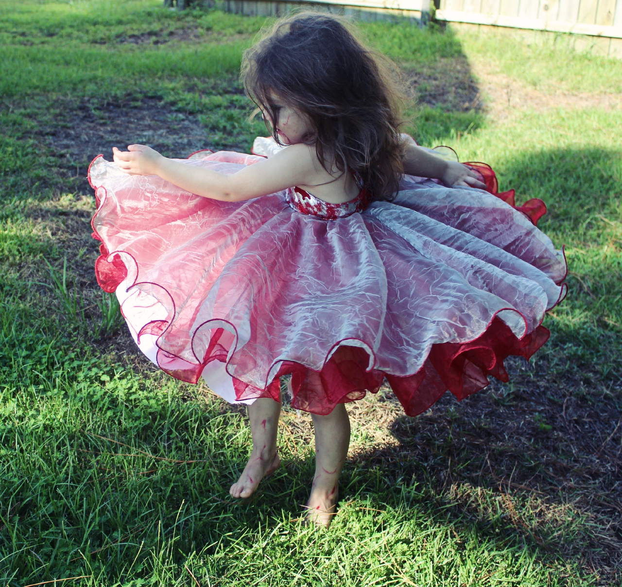 Cynthia's Babydoll Dress PDF Pattern