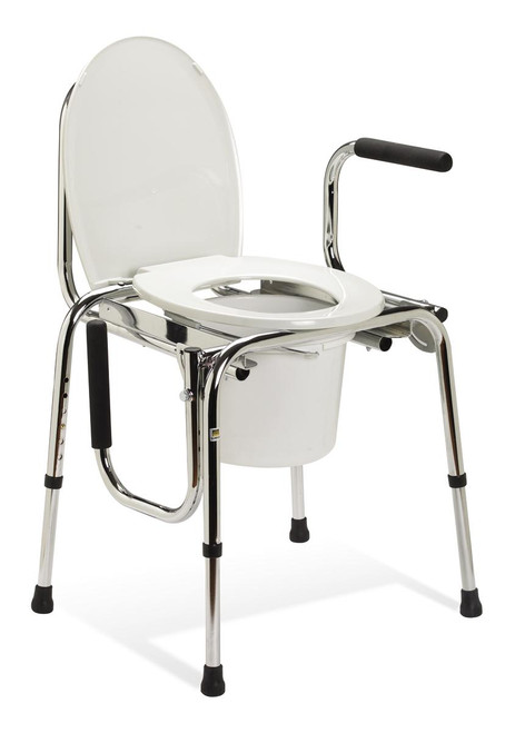 Drop-Arm Commode 2