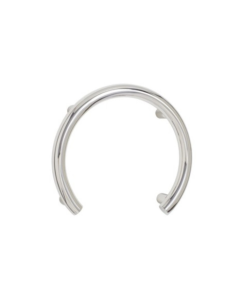"Seachrome 'Wellness Series' Huntington 12"" Shower Valve Grab Bar Rear Mount Satin Stainless GW-4412-QNS SS"