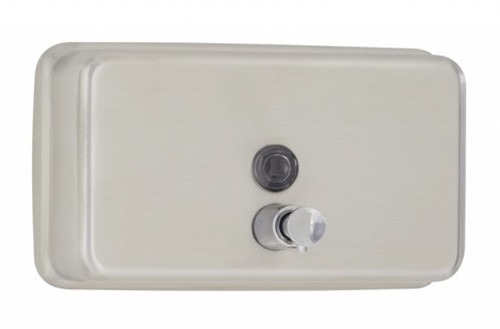 Seachrome 'CAL Series' Surface Mount Horizontal Liquid Soap Dispenser - SCAL-124