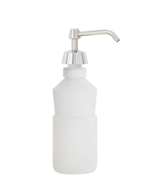 """Seachrome 'CAL Series' Deck Mount Liquid Soap Dispenser 4"""" Arm - SCAL-128-4"""